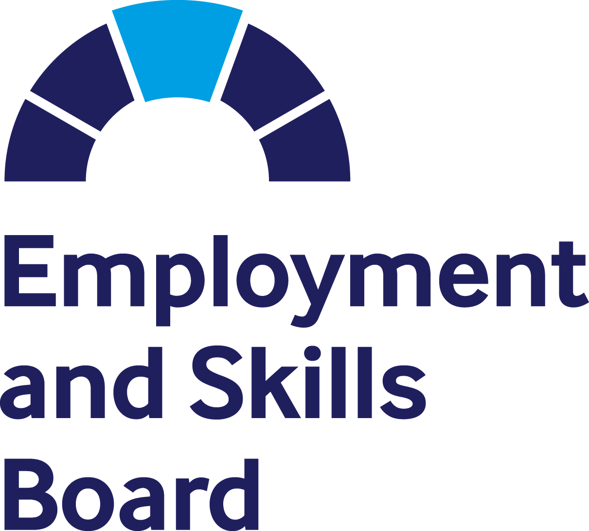 Employment and Skills Board logo