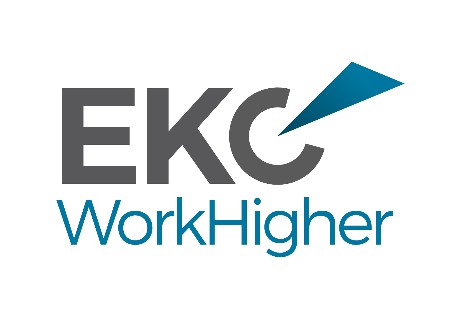 EKC Work Higher logo