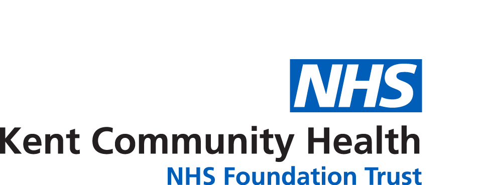The Kent Community Health NHS Foundation Trust logo
