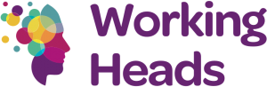 Working Heads logo